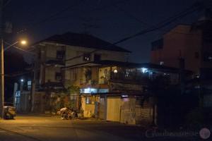 Nachts in Manila