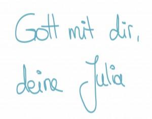Gottmitdir,deineJulia2